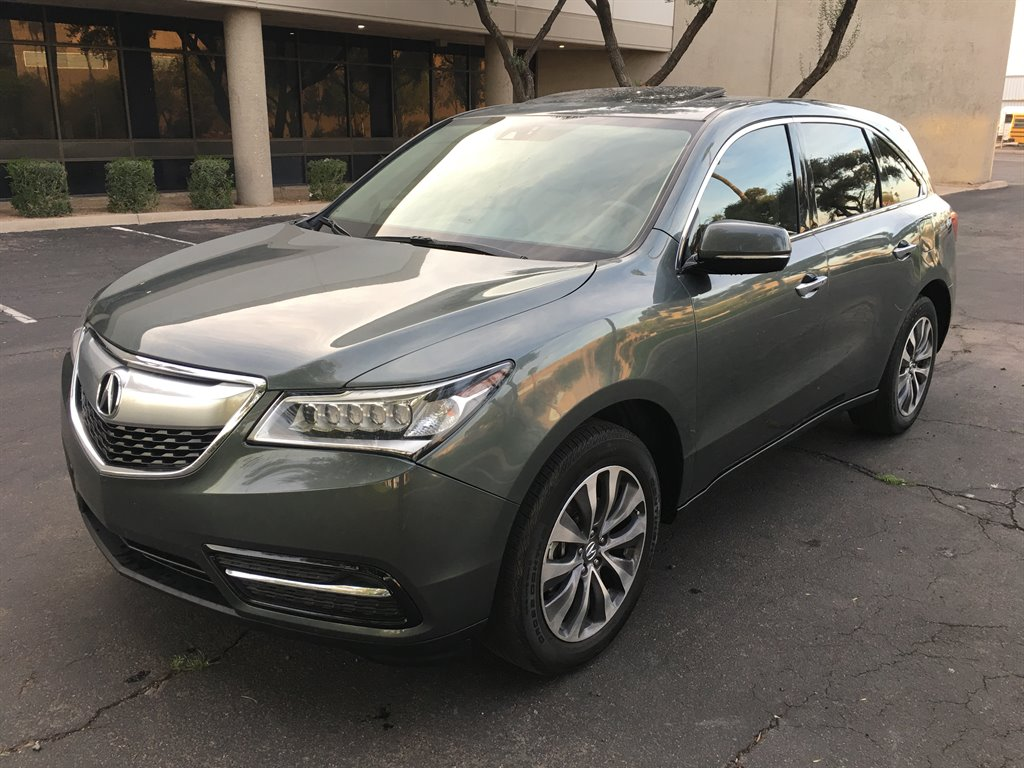 il north en carfinder of copart lot title on acce auto left sale gray online in for mdx acura view certificate chicago auctions