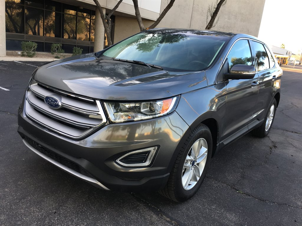 B08783 - 2017 Ford Edge | American Auto Sales, LLC | Used Cars For ...